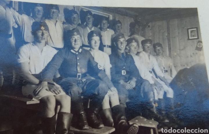 Militaria: Lote de 108 Fotografías Soldado del RAD Servicio de Trabajo del Reich - Ver Fotos - - Foto 144 - 155709550
