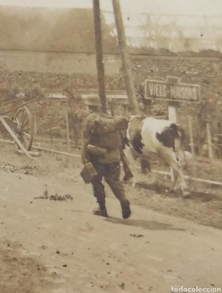 Militaria: Lote de 108 Fotografías Soldado del RAD Servicio de Trabajo del Reich - Ver Fotos - - Foto 148 - 155709550