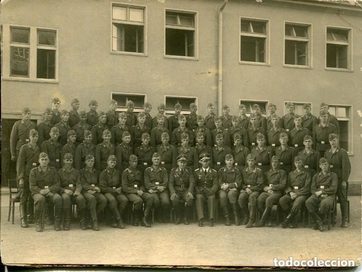 GRUPO DE SOLDADOS DEL EJERCITO ALEMAN 20-9-1939-FOTOGRÁFICA ORIGINAL-MUY RARA (Militar - Fotografía Militar - II Guerra Mundial)