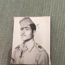 Militaria: ANTIGUA FOTOGRAFÍA MILITAR SOLDADO ARTILLERÍA . Lote 155778718