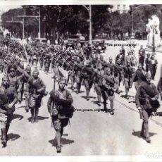 Militaria: FUERZAS REPUBLICANAS GUARDANDO SEVILLA DIA DESPUES ALZAMIENTO NACIONAL GUERRA CIVIL. Lote 155812338