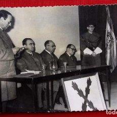 Militaria: MIRANDA DE EBRO. BURGOS. 3 DE MARZO DEL AÑO 1968. CARLISMO. CARLISTA. REQUETÉ.. Lote 155813018