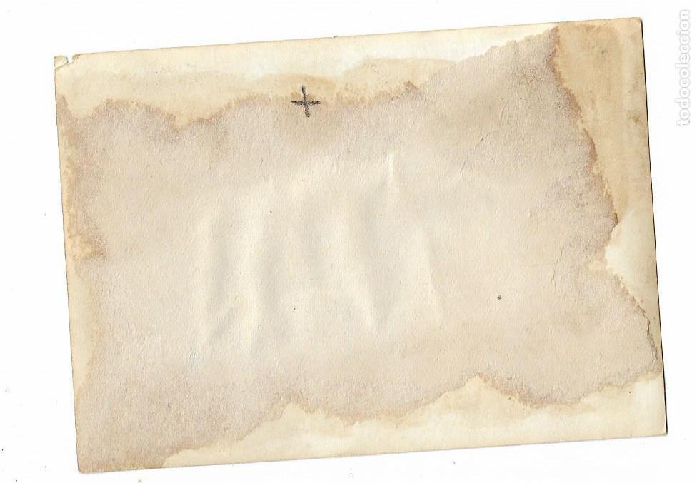 Militaria: antigua fotografia carlista - carlos hugo de borbon parma - carlismo requete - 10.5x7.5cm - Foto 2 - 155907926