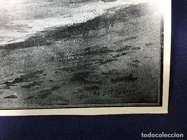 Militaria: COPIA FOTOGRAFÍA DESEMBARCO ALHUCEMAS GUERRA CIVIL ÁFRICA FRANCISCO FRANCO AÑOS 20 S XX - Foto 5 - 156035646