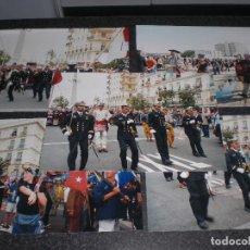 Militaria: LOTE 5 FOTOGRAFIAS ORIGINALES REGATA COLÓN 1992 92 CÁDIZ. Lote 156249374