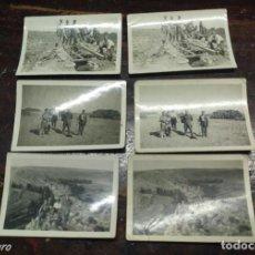 Militaria: LOTE FOTOGRAFIAS MILITARES. Lote 156469838