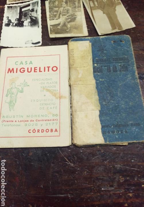 Militaria: Lote documentos - Foto 10 - 156473426