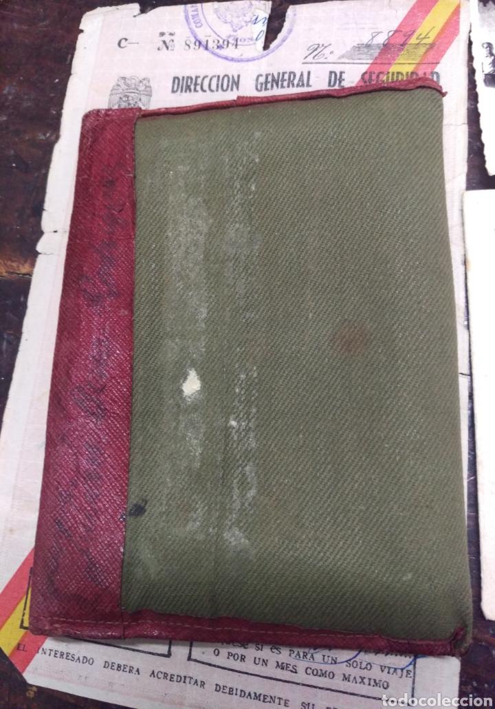 Militaria: Lote documentos - Foto 3 - 156473426