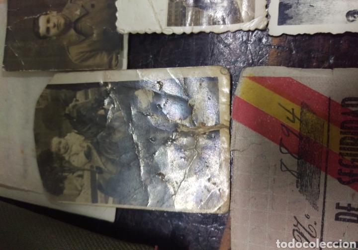 Militaria: Lote documentos - Foto 8 - 156473426