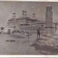 Militaria: SANTUARIO DE LA VIRGEN DE PUEYO BELCHITE(ZARAGOZA) MARZO 1938 LEGION CONDOR GUERRA CIVIL. Lote 156556138