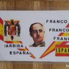 Militaria: CARNET FRANCO - ¡ARRIBA ESPAÑA! - FALANGE - VER FOTO ADICIONAL . Lote 156618874