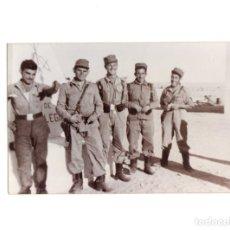 Militaria: FOTOGRAFÍA LEGIONARIOS - LEGIÓN - 15,5 X 10 CM. Lote 156644462