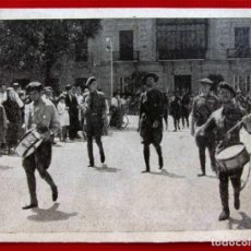 Militaria: POSTAL. TERCIO DE REQUETÉS. GUERRA CIVIL ESPAÑOLA. VIRGEN DE LOS REYES. SEVILLA JULIO 1936. CARLISMO. Lote 156964094