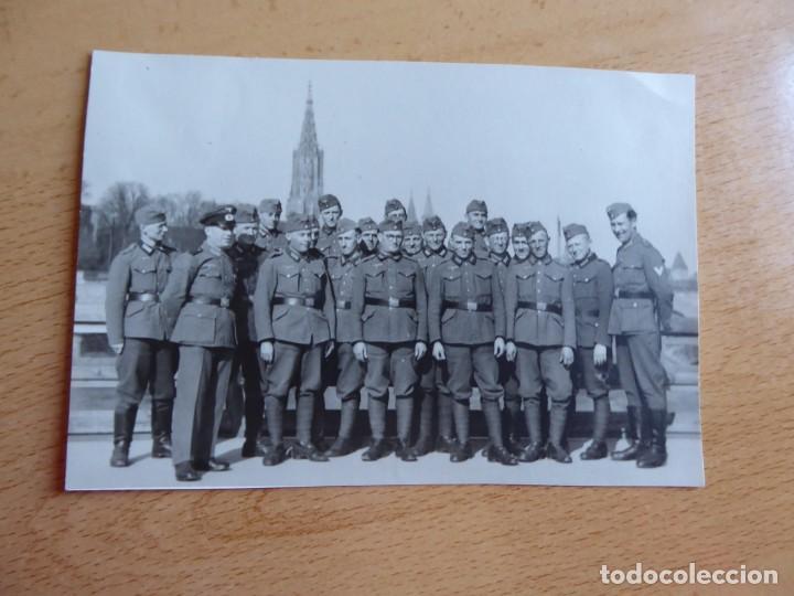 Militaria: Fotografía soldados del ejército alemán. - Foto 2 - 157097642