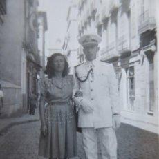 Militaria: FOTOGRAFÍA CADETE AVIACIÓN. ACADEMIA GENERAL DEL AIRE 1947. Lote 157106350