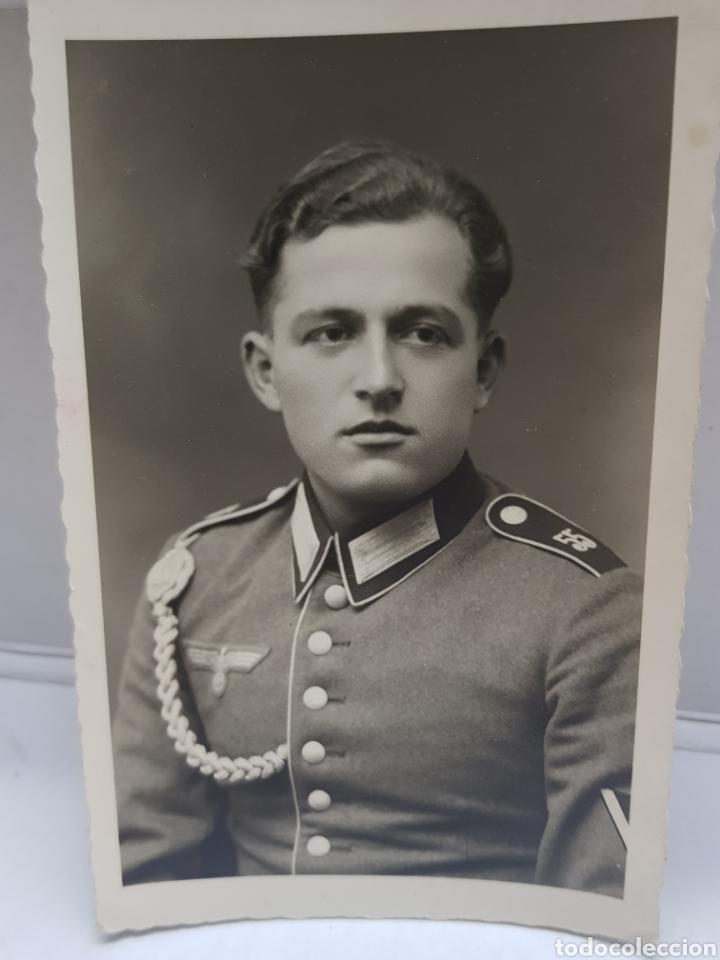 FOTOGRAFÍA ANTIGUA MILITAR NAZI (Militar - Fotografía Militar - II Guerra Mundial)