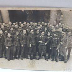 Militaria: ANTIGUA FOTOGRAFÍA MILITAR NAZI ORIGINAL SELLADA. Lote 157829918
