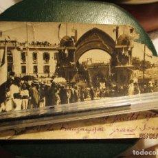 Militaria: FOTO MILITAR ANTIGUA INEDITA TROPAS REGULARES FRANCESES ENTRADA JULIO 1920 EN TANGER COLONIA FRANCIA. Lote 157829930