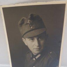 Militaria: FOTOGRAFÍA ANTIGUA MILITAR NAZI ORIGINAL. Lote 157830013