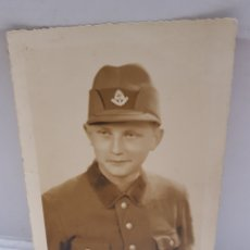 Militaria: FOTOGRAFÍA ANTIGUA MILITAR NAZI ORIGINAL. Lote 157830089