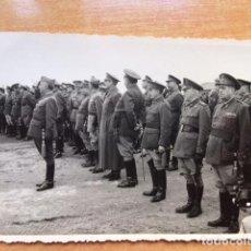 Militaria: FRANCO, GENERAL DAVILA, SALIQUET, ASENSIO ... AÑO 1943. Lote 157952206
