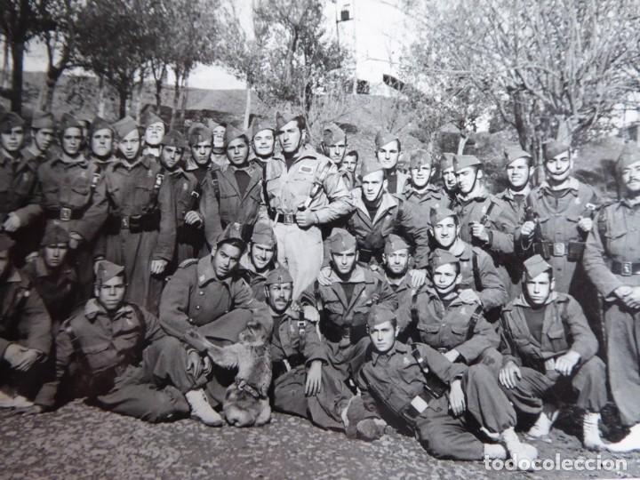 FOTOGRAFÍA LEGIONARIOS. TETUÁN 1953 (Militar - Fotografía Militar - Otros)
