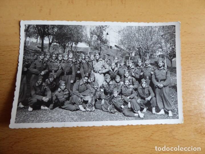 Militaria: Fotografía legionarios. Tetuán 1953 - Foto 2 - 157984530