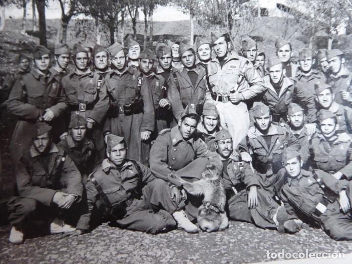 Militaria: Fotografía legionarios. Tetuán 1953 - Foto 3 - 157984530