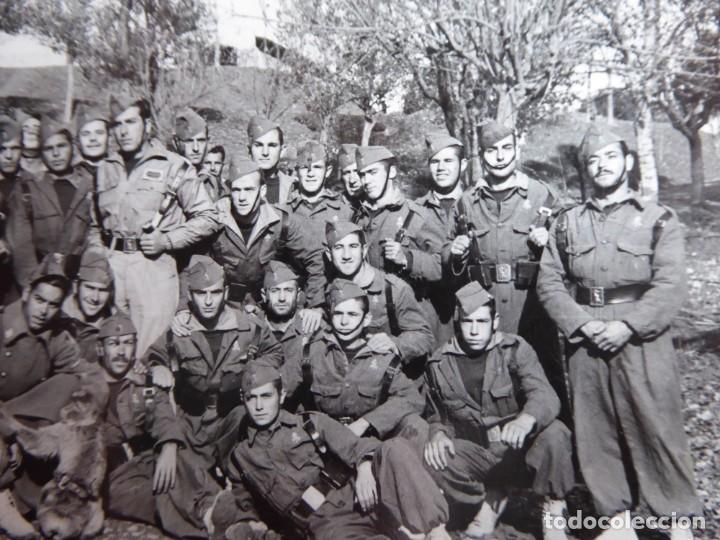 Militaria: Fotografía legionarios. Tetuán 1953 - Foto 5 - 157984530