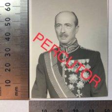 Militaria: FOTO DIPLOMÁTICO CON CONDECORACIONES DE LA GUERRA CIVIL.. Lote 158309332