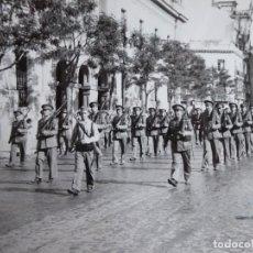 Militaria: FOTOGRAFÍA CARABINEROS. SEVILLA 1937. Lote 158868054