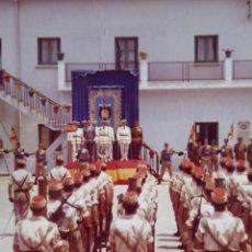 Militaria: FOTOGRAFÍA SOLDADOS REGULARES. 1972. Lote 158973358