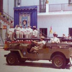 Militaria: FOTOGRAFÍA SOLDADOS REGULARES. 1972. Lote 158973950