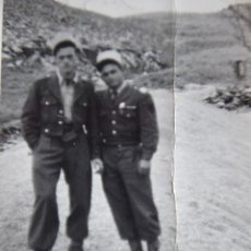 Militaria: FOTOGRAFÍA ESPAÑOL LEGIÓN EXTRANJERA FRANCESA. LÉGION ÉTRANGÈRE ÁFRICA 1955. Lote 158980626
