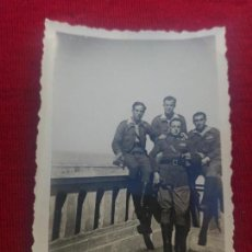 Militaria: FOTOGRAFIA GUERRA CIVIL LARACHE 1938. Lote 159567478