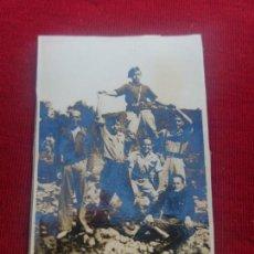 Militaria: FOTO SOLDADOS NACIONALES 1938. Lote 159569262