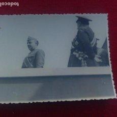 Militaria: FOTO FRANCO Y SALIQUET. Lote 159572582