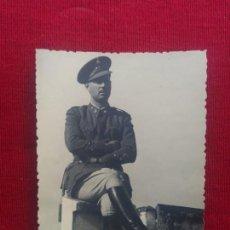 Militaria: FOTO OFICIAL NACIONAL . Lote 159575610