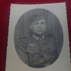 Militaria: RETRATO SOLDADO ALEMAN. Lote 159577922