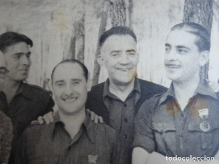 FOTOGRAFÍA FALANGISTAS. VIEJA GUARDIA (Militar - Fotografía Militar - Otros)