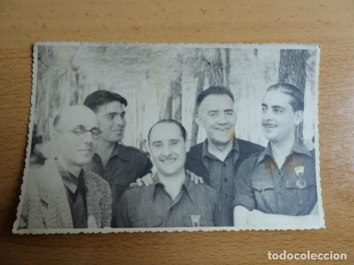 Militaria: Fotografía falangistas. Vieja Guardia - Foto 2 - 159818138