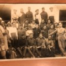 Militaria: FOTOGRAFÍA MILITARES XAUEN CHAUEN MARRUECOS. Lote 159864648