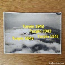 Militaria: FOTOGRAFIA - 1925 DESEMBARCO DE ALHUCEMAS - HIDROAVION DORNIER WAL - GUERRA DE AFRICA - DEL RIF -. Lote 160022250
