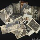 Militaria: LOTE 30 FOTOGRAFIAS TAMAÑO POSTAL DE SOLDADOS ALEMANES I GUERRA MUNDIAL. Lote 160402034