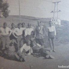 Militaria: FOTOGRAFÍA SOLDADOS DEL EJÉRCITO NACIONAL.. Lote 160423306