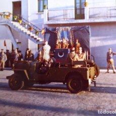 Militaria: FOTOGRAFÍA SOLDADOS REGULARES. 1972. Lote 160473894