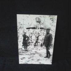Militaria: FOTOGRAFIA GENERAL FRANCISCO FRANCO. Lote 160507226