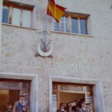 Militaria: FOTOGRAFÍA TENIENTE GENERAL DEL EJÉRCITO ESPAÑOL. MEDALLA MÉRITO MILITAR INDIVIDUAL 1972. Lote 160521014