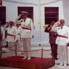Militaria: FOTOGRAFÍA TENIENTE GENERAL DEL EJÉRCITO ESPAÑOL. MEDALLA MÉRITO MILITAR INDIVIDUAL 1972. Lote 160525274