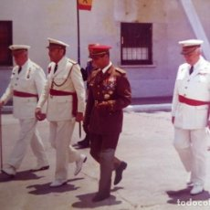 Militaria: FOTOGRAFÍA CORONEL REGULARES. VETERANO DIVISIÓN AZUL. Lote 160526002
